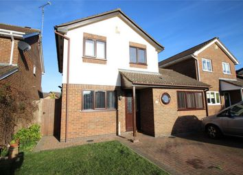 Thumbnail 4 bed detached house for sale in Provence Road, Huntingdon