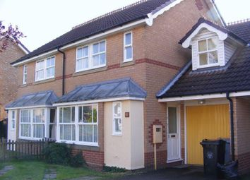 Thumbnail 3 bed semi-detached house to rent in Webster Way, Gonerby Hill Foot, Grantham