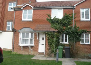 Thumbnail 2 bed terraced house to rent in The Portlands, Eastbourne