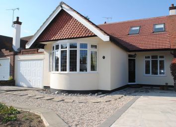 Thumbnail 4 bed semi-detached bungalow for sale in Taunton Drive, Westcliff-On-Sea