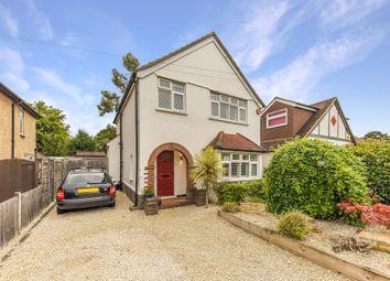 Thumbnail 3 bedroom detached house for sale in Brewery Lane, Byfleet, West Byfleet