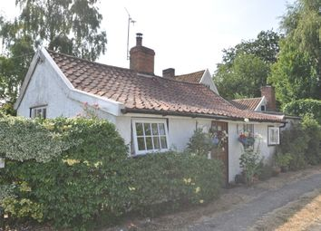 Thumbnail 1 bed detached bungalow for sale in The Street, Stonham Aspal, Stowmarket