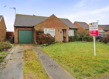 Thumbnail 2 bed detached bungalow for sale in Fleming Court, Watton, Thetford