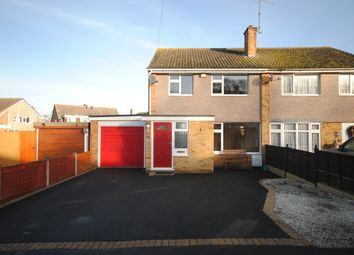 Thumbnail 3 bedroom semi-detached house to rent in Fairview Drive, Bayston Hill, Shrewsbury