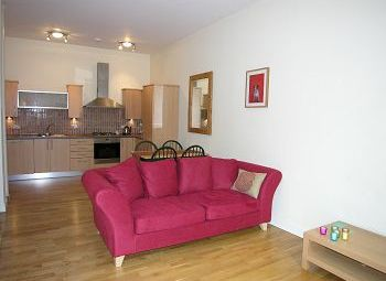 Thumbnail 2 bed flat to rent in Hermand Crescent, Edinburgh Available 11th April