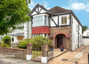 Thumbnail 4 bed detached house for sale in Welbeck Avenue, Hove, East Sussex