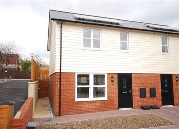 Thumbnail 3 bed property to rent in Station Road, Borough Green, Sevenoaks