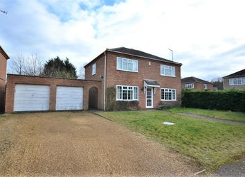Thumbnail 4 bed detached house for sale in Felbrigg Close, South Wootton, King's Lynn
