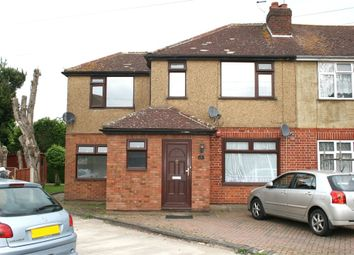 Thumbnail 5 bed semi-detached house for sale in Rostrevor Gardens, Hayes