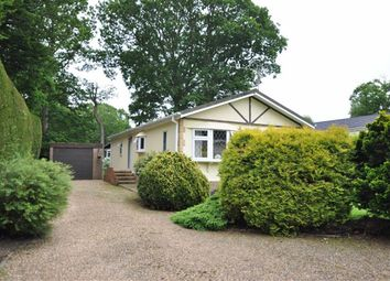 Thumbnail 2 bed mobile/park home for sale in Fox Hollow, Deanland Wood Park, Golden Cross, Hailsham