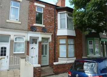 Thumbnail 3 bed flat for sale in Wharton Street, South Shields, Tyne And Wear