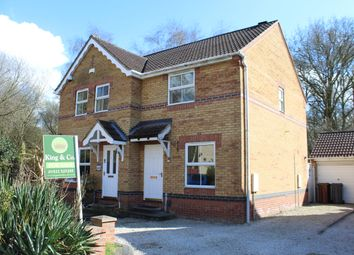Thumbnail 2 bed semi-detached house for sale in Baker Crescent, Lincoln