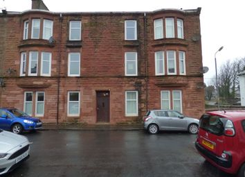 Thumbnail 2 bed flat for sale in John Clark Street, Largs