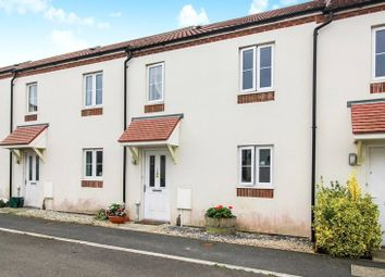 Thumbnail 2 bed terraced house for sale in Craddock Close, Holsworthy