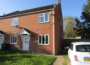 Thumbnail 3 bed end terrace house to rent in Argyl Gardens, Walsoken, Wisbech