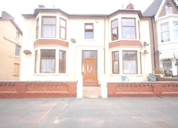 Thumbnail 1 bedroom flat to rent in Shaw Road, Blackpool