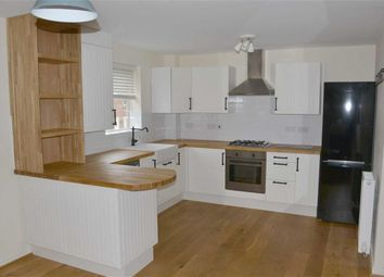 Thumbnail 1 bed flat to rent in Jaeger Close, Belper
