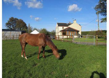 Thumbnail 4 bed detached house for sale in Llanddaniel, Gaerwen
