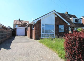 Thumbnail 3 bed detached bungalow for sale in Peartree Avenue, Martham, Great Yarmouth
