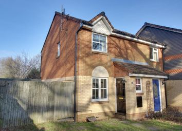 Thumbnail 2 bed end terrace house for sale in George Gardens, Aldershot
