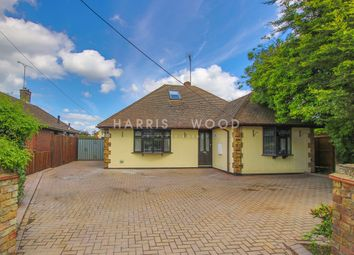 Thumbnail 4 bed detached bungalow for sale in Station Road, Tiptree, Colchester