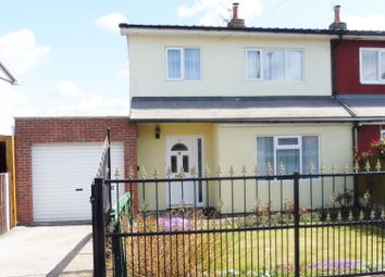 Thumbnail 3 bed semi-detached house for sale in Wooley Avenue, Wombwell