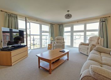 Thumbnail 2 bed flat for sale in Penthouse, Red Admiral Court, St. Neots