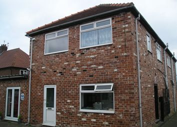 Thumbnail 1 bed duplex for sale in Beverley Road, Norton Malton