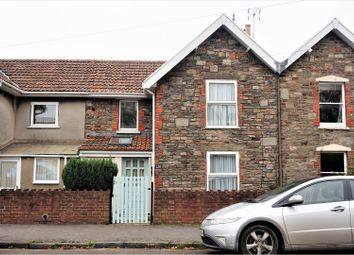 Thumbnail 2 bed terraced house for sale in Lodge Road, Kingswood