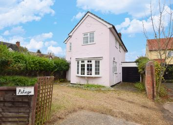 Thumbnail 4 bedroom detached house for sale in High Street, Cavendish, Sudbury