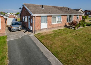 Thumbnail 2 bed semi-detached bungalow for sale in 41 Holcombe Drive, Llandrindod Wells