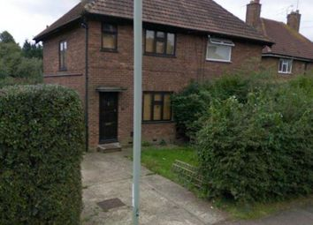 Thumbnail 3 bed semi-detached house to rent in Dellfield Road, Hatfield