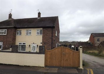 Thumbnail 3 bed semi-detached house for sale in Ashman Street, Smallthorne, Stoke-On-Trent
