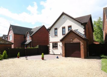 Thumbnail Detached house for sale in Stocken Close, Hucclecote, Gloucester
