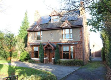 Thumbnail 5 bed detached house for sale in Atherstone, Warwickshire