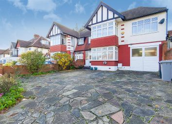 Thumbnail 5 bed semi-detached house for sale in Preston Road, Wembley