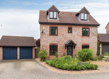 Thumbnail 4 bedroom detached house for sale in Welsummer Grove, Shenley Brook End, Milton Keynes, Buckinghamshire