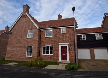 Thumbnail 3 bedroom terraced house for sale in Cozens-Wiley Road, Little Plumstead, Norwich