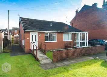 Thumbnail 1 bedroom semi-detached bungalow for sale in Clyde Road, Radcliffe, Manchester