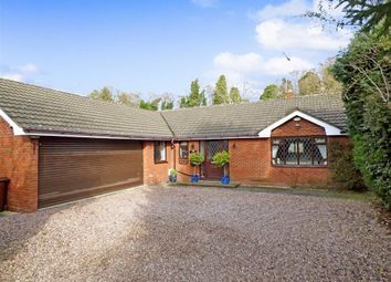 Thumbnail 3 bed detached bungalow for sale in Highlows Lane, Yarnfield, Nr Stone, Staffordshire