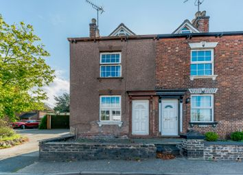 Thumbnail 3 bed terraced house for sale in Cheadle Road, Uttoxeter