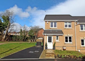 Thumbnail 3 bedroom semi-detached house for sale in Ffordd Magnolia, Llanharry, Pontyclun, Rhondda, Cynon, Taff.
