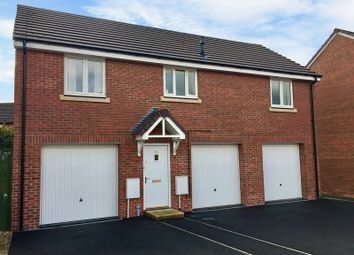 Thumbnail 2 bed detached house for sale in Herman Way, Old Sarum, Salisbury