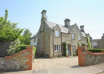 Thumbnail 4 bed semi-detached house to rent in The Hill, Bourton, Wiltshire
