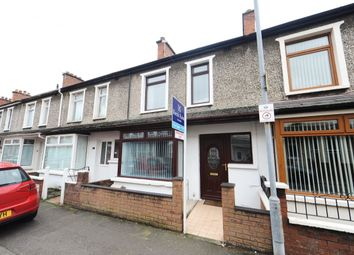 Thumbnail 3 bedroom terraced house for sale in Victoria Avenue, Sydenham, Belfast
