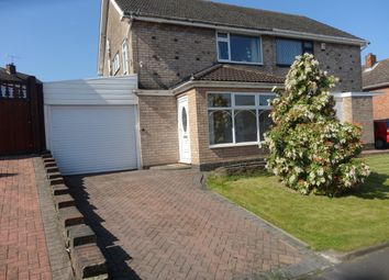Thumbnail 3 bed semi-detached house to rent in Cotswold Crescent, Nuneaton