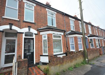 Thumbnail 3 bed terraced house to rent in Sussex Road, Lowestoft