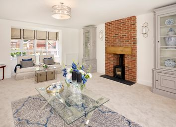 Thumbnail 4 bedroom detached house for sale in Trinity Hill, Medstead