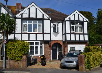 Thumbnail 4 bedroom semi-detached house for sale in Firgrove Crescent, Hilsea, Portsmouth
