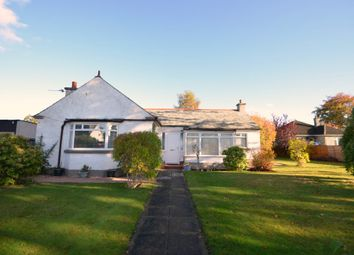 Thumbnail 3 bed detached bungalow for sale in 12 Lodgehill West, Nairn, Highland